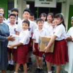 Aksi Sosial Siswa Kelas 5