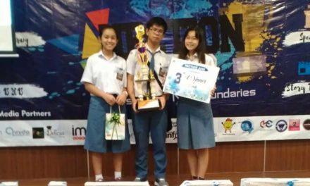 Siswa SMA Karangturi Juarai Lomba Debat tingkat Jawa Tengah
