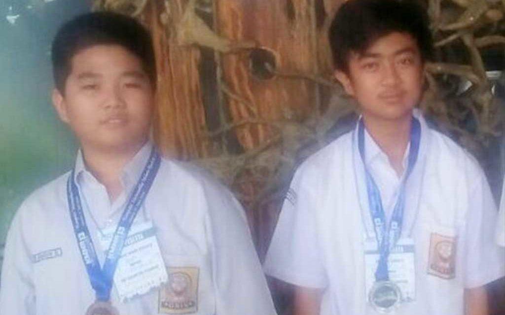 Siswa SMP Berprestasi di Tingkat Nasional