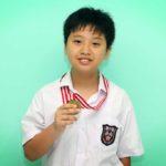 Medali Emas Porwakos