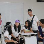 Perayaan Bulan Bahasa SMP Karangturi