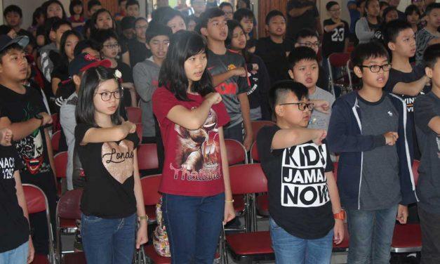 Bina Mental Spiritual SMP Karangturi