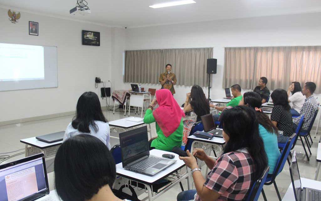 Pelatihan Pembimbing Riset