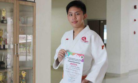Beprestasi di Kejuaraan Provinsi Judo Junior Jawa Tengah 2018