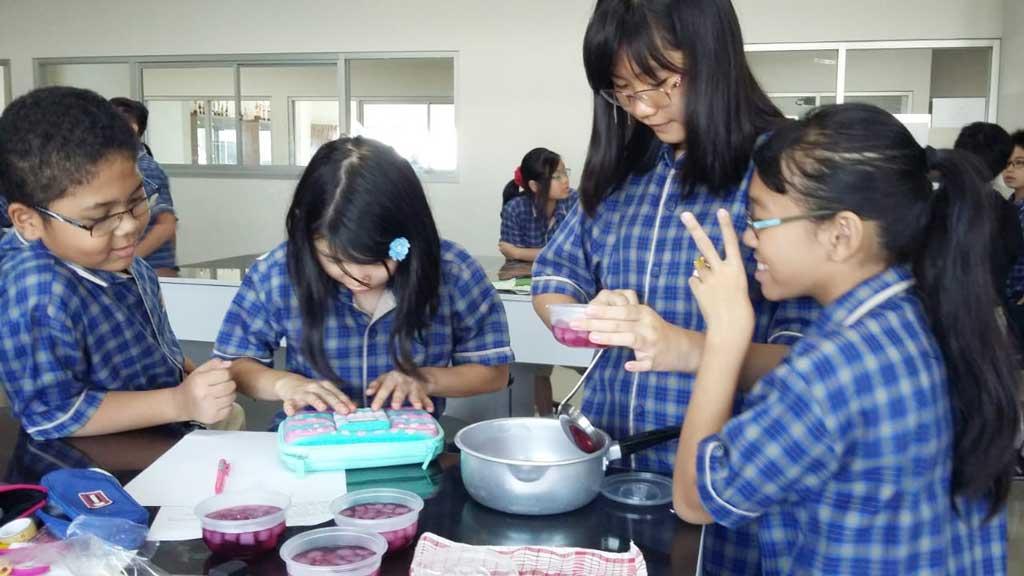 Life Skills di SMP Karangturi