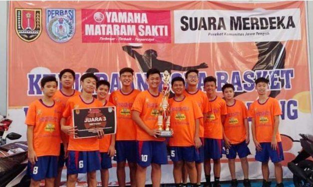 Juara 3 Walikota Cup 2019