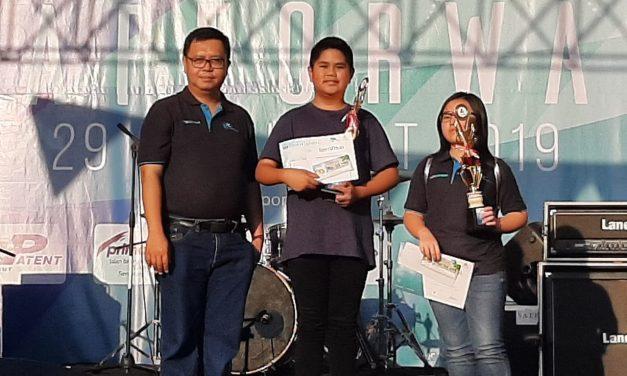 Juara 2 Lomba Bercerita di Tri Tunggal