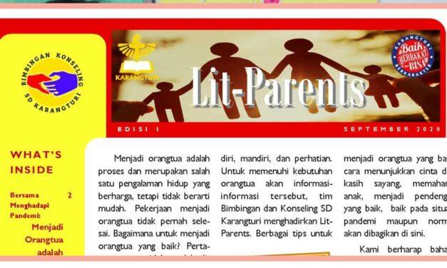 Lit-parents: Media Belajar Orangtua