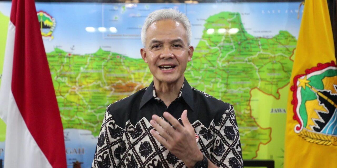 Gubernur Jateng Beri Semangat Ribuan Guru dan Siswa Peserta PIKK 2021