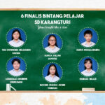 "Bintang Pelajar SD Karangturi 2021 ""Shine Bright Like A Star"""